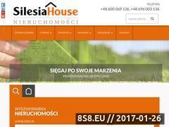 Miniaturka domeny www.silesiahouse.pl