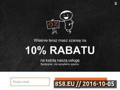 Miniaturka domeny www.silneo.pl
