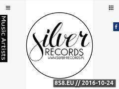 Miniaturka domeny silver-records.pl