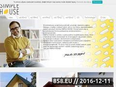Miniaturka domeny www.simplehouse.pl