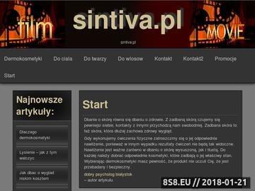 Zrzut strony Cera trądzikowa