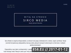 Miniaturka domeny sircomedia.pl