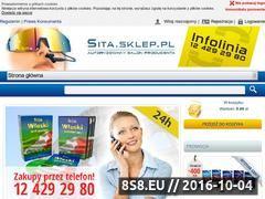 Miniaturka domeny www.sita.edu.pl