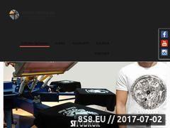 Miniaturka domeny sitodrukowy.pl