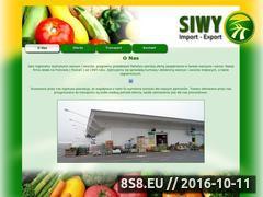 Miniaturka domeny www.siwy.com.pl