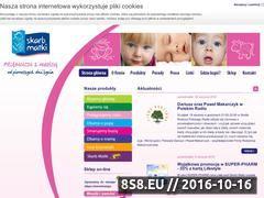 Miniaturka domeny www.skarb-matki.pl