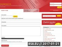 Miniaturka domeny www.skarbowo.pl