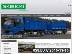 Miniaturka domeny www.skibicki.com.pl