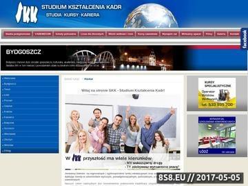 Zrzut strony Studia podyplomowe, kursy zawodowe, szkoły policealne