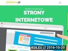 Miniaturka domeny www.skladacze.pl