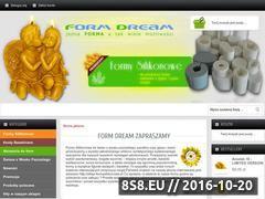 Miniaturka domeny sklep-formysilikonowe.pl