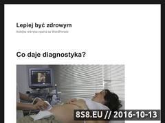 Miniaturka domeny www.sklep-twojeleki.pl