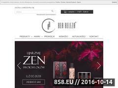 Miniaturka domeny www.sklep.beabeleza.pl
