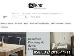 Miniaturka domeny www.sklep.belbazaar.pl
