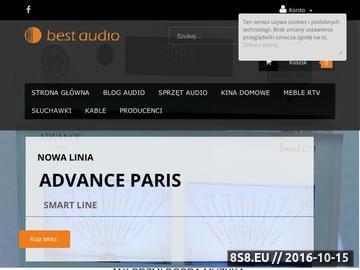 Zrzut strony Kable do głośników w sklepie Best Audio
