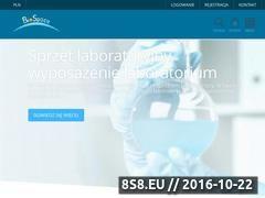 Miniaturka domeny sklep.bio-space.pl