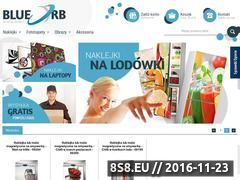 Miniaturka domeny sklep.blueorb.pl