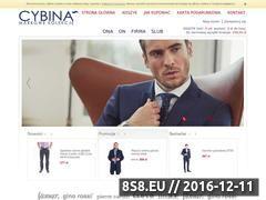 Miniaturka domeny sklep.cybina.pl