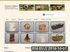 Miniaturka domeny sklep.damian-wiklina.pl