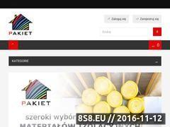 Miniaturka domeny www.sklep.e-budowanie.com
