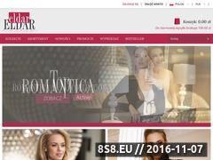 Miniaturka domeny sklep.eldar.pl