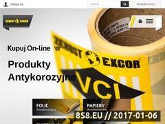 Miniaturka domeny www.sklep.excor.pl