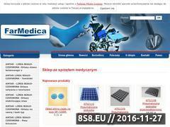 Miniaturka domeny sklep.farmedica.pl