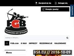 Miniaturka domeny sklep.fgb.club
