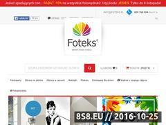 Miniaturka domeny sklep.foteks.pl