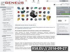 Miniaturka domeny sklep.geneus.pl