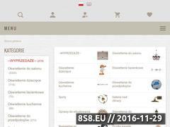 Miniaturka domeny www.sklep.kaja.com.pl