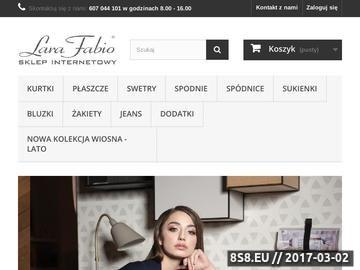 Zrzut strony Kurtki puchowe damskie - Lara Fabio