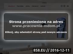 Miniaturka domeny sklep.mdom.pl