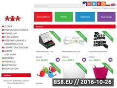Miniaturka domeny sklep.nowaszkola.com