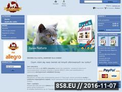 Miniaturka domeny www.sklep.prezentdlakota.pl