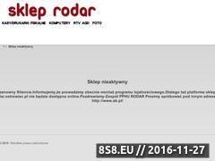 Miniaturka domeny www.sklep.rodar.ostrowiec.pl