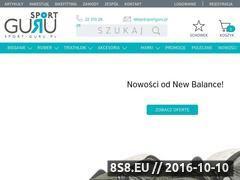Miniaturka domeny www.sklep.sport-guru.pl
