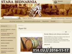 Miniaturka domeny sklep.starabednarnia.pl