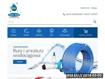 Zrzut strony Rury do instalacji wodnych i gazowych