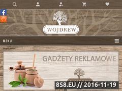 Miniaturka domeny sklep.wojdrew.pl