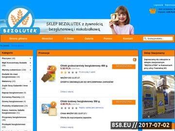 Zrzut strony Makarony bezglutenowe - sklepbezglutek.pl