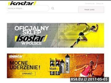 Zrzut strony Odżywki - sklep internetowy