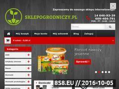 Miniaturka domeny www.sklepogrodniczy.pl