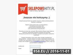Miniaturka domeny www.sklepowehity.pl
