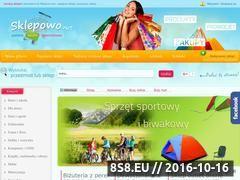 Miniaturka domeny www.sklepowo.net