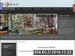 Miniaturka domeny skleppilker.pl