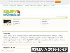 Miniaturka domeny sklepy.mokazja.pl