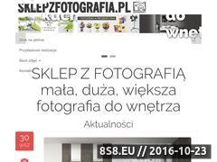 Miniaturka domeny sklepzfotografia.pl