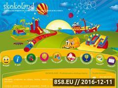 Miniaturka domeny www.skokoland.pl