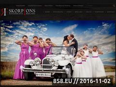 Miniaturka domeny www.skorpions.pl